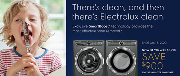 Electrolux Promotion