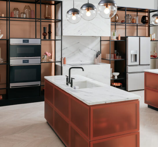 Cafe Modern kitchen photo