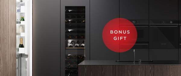 Fisher & Paykel Bonus Gift