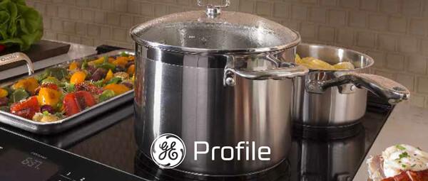 GE Profile Free Cookware