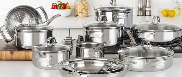 Viking Professional Cookware