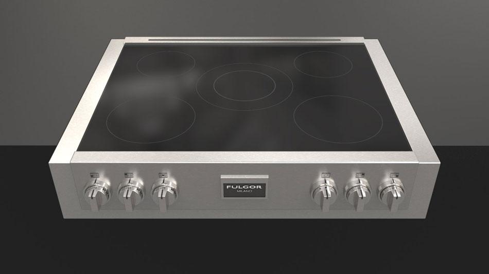 Photo of Sophia Pro Fulgor Milano induction cook top
